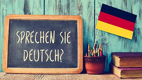 零起点德语入门
