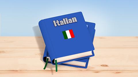 基础意大利语—语法篇