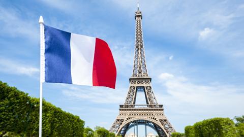 法语说法国
