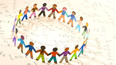 世界跨文化交流